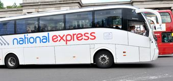 National Express Stock Photography
