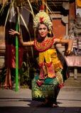 national för balinesebarongdans Fotografering för Bildbyråer