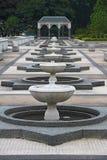 national för korridormalaysia moské Royaltyfri Bild