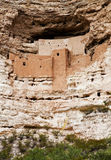 national för slottmontezumamonument Fotografering för Bildbyråer