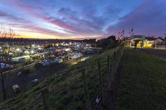 National Fieldays Dawn Royalty Free Stock Image