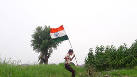 National flag Stock Photography