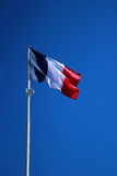 The national flag of France Royalty Free Stock Image