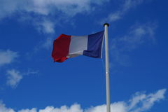 National Flag of France - Europe Royalty Free Stock Images