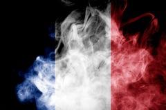 National flag of France stock image