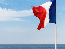 National flag of france Royalty Free Stock Photography