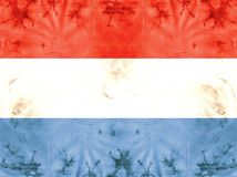 National flag - Luxembourg Stock Images