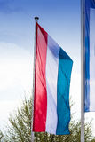 National flag of the Netherlands Royalty Free Stock Photography