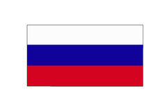 National flag Russia. Stock Photography