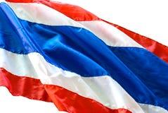 National flag of Thailand Stock Photos