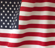 National flag of the United States Stock Photography