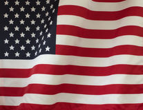 National flag of the United States Royalty Free Stock Images