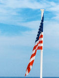 National flag of the united states, Stock Photos