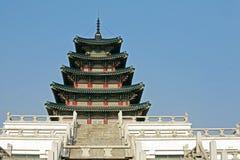 National Folk Museum of Korea, Seoul, South korea Royalty Free Stock Photo