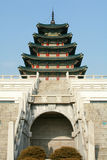 National Folk Museum of Korea, Seoul, South korea Royalty Free Stock Photography