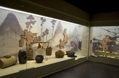 National Folk Museum Seoul Korea royalty free stock image