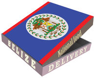 National food of Belize Stock Images