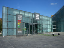 National Football Museum Stock Images