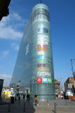 National Football Museum in Manchester Royalty Free Stock Photo