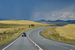 National freeway, Australia. Stock Image