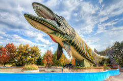 The National Freshwater Fishing Hall of Fame Stock Photo