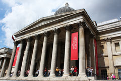 National Gallery stock image