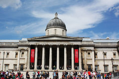 National Gallery Royalty Free Stock Photos