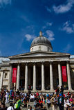 National Gallery Lizenzfreies Stockfoto