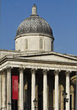 The National Gallery Royalty Free Stock Photos