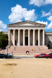 The National Gallery of Art at the National Mall in Washington D.C. WASHINGTON D.C.,USA - AUGUST 16, 2016 : The National Gallery of Art at the National Mall in Royalty Free Stock Images