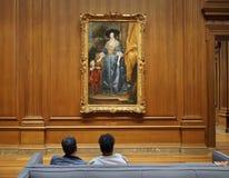 National Gallery of Art, Washington Stock Photos