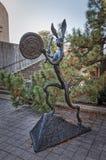 National Gallery av Washington DC Art Sculpture för offentlig trädgård royaltyfri fotografi