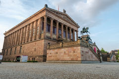 National Gallery, Berlin, Germany Stock Image