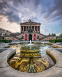 National Gallery, Berlin, Germany Stock Images
