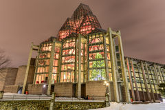 National Gallery of Canada - Ottawa stock images