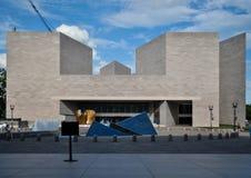 National Gallery da arte, construção do leste imagens de stock royalty free