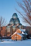 National Gallery de Canadá en Ottawa Imagen de archivo libre de regalías