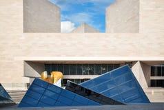 National Gallery del arte, edificio del este Fotografía de archivo libre de regalías