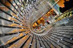 National Gallery der Kunst, beweglicher Gehweg. Stockfoto