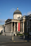 National gallery entrance Royalty Free Stock Photography