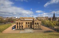 National Gallery escocés Fotos de archivo libres de regalías