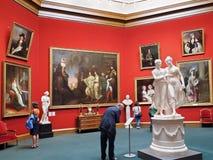 National Gallery escocês fotografia de stock royalty free