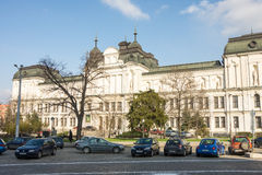 National Gallery for Foreign Art in Bulgaria's capital Royalty Free Stock Photo