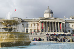National gallery Royalty Free Stock Photography