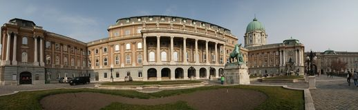 National Gallery húngaro Imagenes de archivo