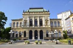 National Gallery Ljubljana Arkivbild
