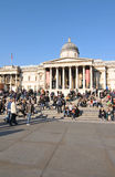 National Gallery, Londen Royalty-vrije Stock Foto