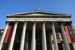 National Gallery Londen stock foto's