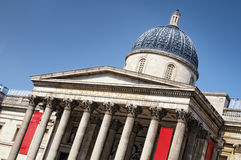 The National Gallery, London. Stock Image