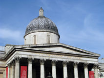 The National Gallery - London Stock Image